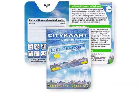 Smart Card CardBook